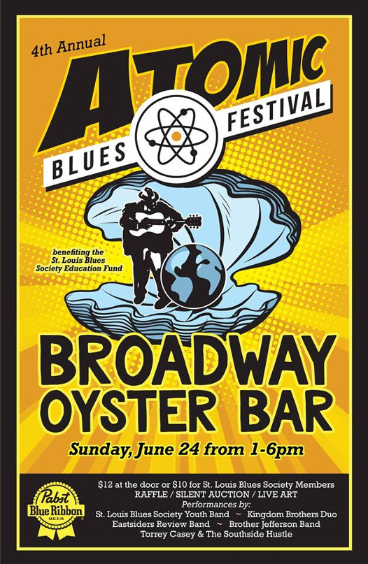 The 4th Annual Atomic Blues Festival