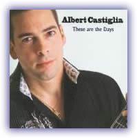 Image of Albert Castiglia - These Are the Days
