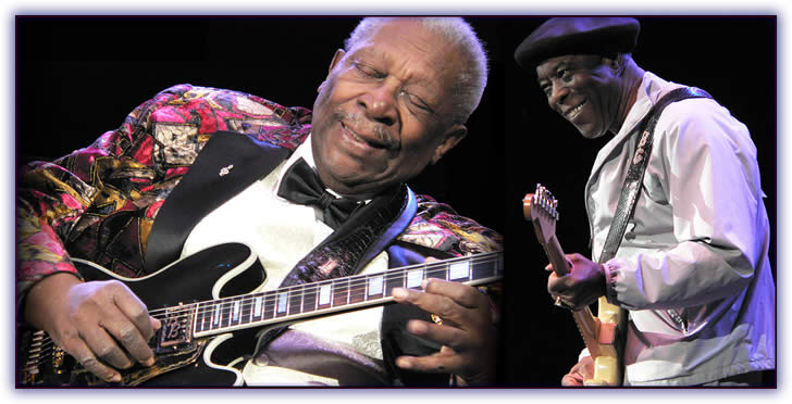 Kingdom BB King and Buddy Guy
