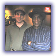 Cornbread with Buddy Guy
