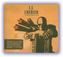 C.J. Chenier - The Desperate Kingdom of Love