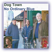 Photo of Dog Town – No Ordinary Blue CD