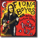 Fiona Boyes and the Fortune Tellers - LUCKY 13