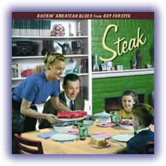 Guy Forsyth – Steak
