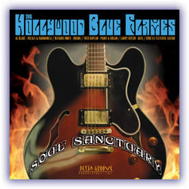 The Hollywood Blue Flames – Soul Sanctuary