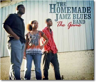 Homemade Jamz Blues Band – The Game