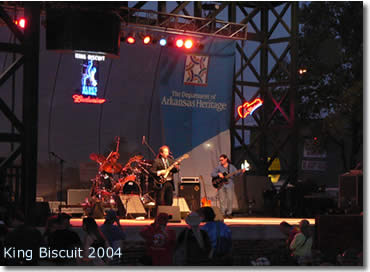 The 2004 King Biscuit