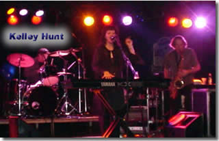 The Kelley Hunt band