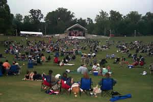 Blues on the Mississippi Concert Series