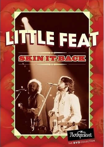 Little Feat, Skin It Back (DVD)