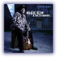 Magic Slim & The Teardrops – Midnight Blues