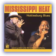 Image of Mississippi Heat – Hattiesburg Blues