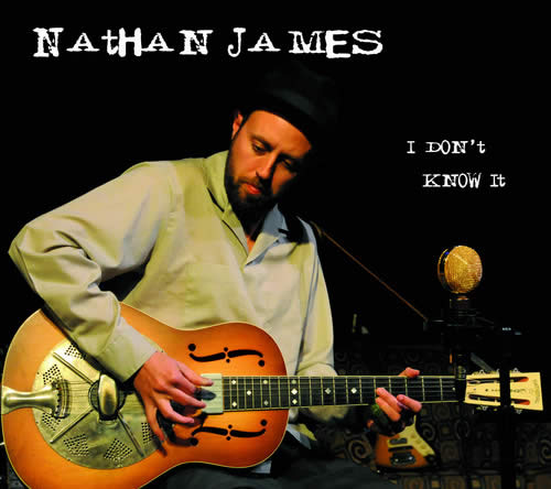 Nathan James – I Don't Know It – Sacred Cat Recordings, 2009