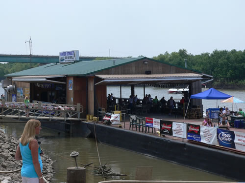 Stlblues reviews sparta evansville blues festival - Blue water bar and grill ...
