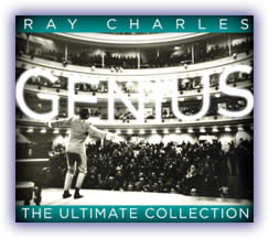 RAY CHARLES – GENIUS: THE ULTIMATE COLLECTION