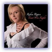 Photo of Robin Rogers – Treat Me Right CD