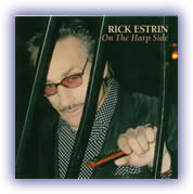 CD image - Rick Estrin – On The Harp Side